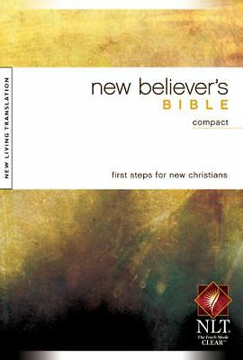 New Believer's Bible Compact NLT, , Good Book