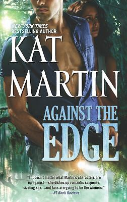 Against the Edge (The Raines of Wind Canyon), Martin, Kat, Good, Books