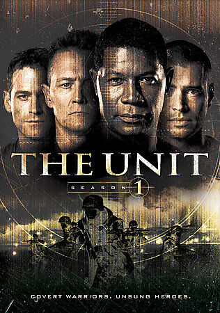 The Unit - The Complete First Season, Good DVD, Dennis Haysbert, Audrey Marie An