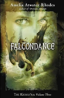 Falcondance: The Kiesha'ra: Volume Three, Atwater-Rhodes, Amelia, Acceptable Boo