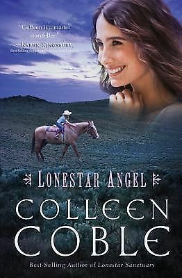 Lonestar Angel (Lonestar Series), Colleen Coble, Good, Books