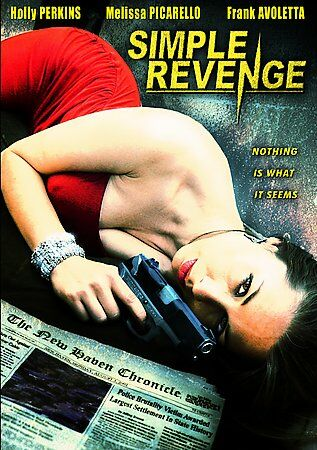 Simple Revenge, Good DVD, Frankie Avoletta, Melissa Picarello, Holly Perkins,