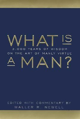 What is a Man?, , Good Book