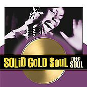 Solid Gold Soul: Deep Soul, Various Artists, New