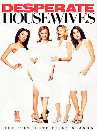 Desperate Housewives - The Complete First Season, Good DVD, Desperate Housewives