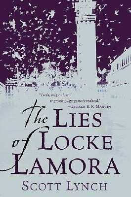 The Lies of Locke Lamora by Lynch, Scott