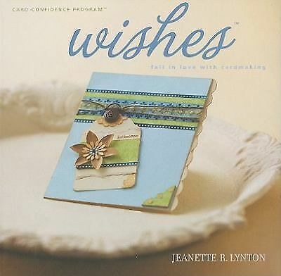 Wishes Fall in Love with Cardmaking, Jeanette Lynton, Excellent Book