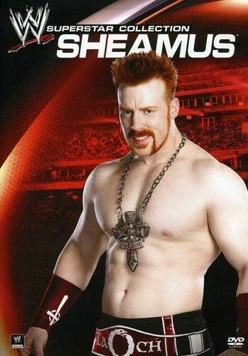 WWE: Superstar Collection - Sheamus, Good DVD, ,