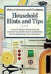 Better Homes and Gardens Household Hints and Tips, Better Homes and Gardens Book