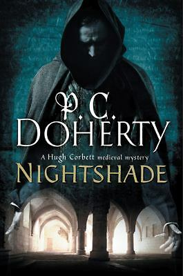 Nightshade: A Hugh Corbett Medieval Mystery, Doherty, P. C., Good Book