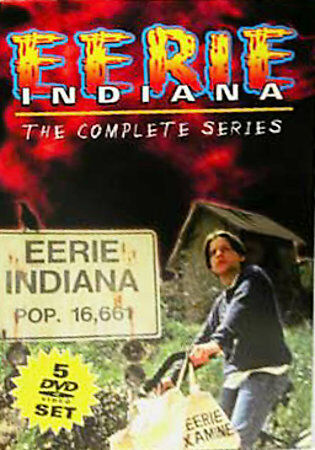 Eerie, Indiana - The Complete Series, Excellent DVD, Gregory Itzin, Harry Goaz,