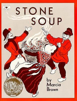 Stone Soup (Aladdin Picture Books), Marcia Brown, Good Book