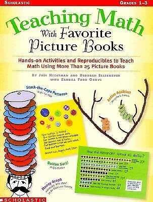 Teaching Math with Favorite Picture Books: Hands-on Activities and Reproducibles