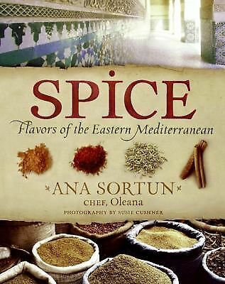Spice: Flavors of the Eastern Mediterranean, Sortun, Ana, Good Book