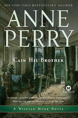 Cain His Brother: A William Monk Novel, Perry, Anne, Good Book