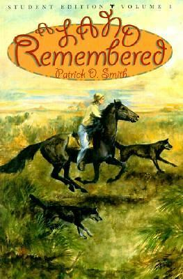 A Land Remembered, Vol. 1 (Student Edition), Patrick Smith, Good Book
