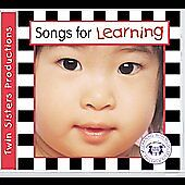 Songs for Learning by Twin Sisters 3-Pack CD 3 Hours of Music & Learning NEW