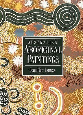 Australian Aboriginal Paintings, Isaacs, Jennifer, Good Book