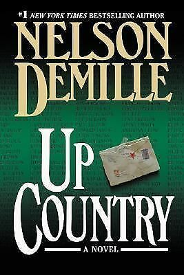 Up Country: A Novel, DeMille, Nelson, Good Book