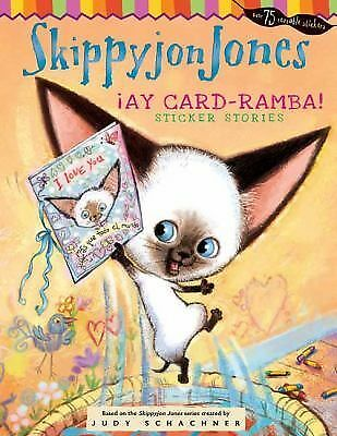 ¡Ay Card-ramba! (Skippyjon Jones), Schachner, Judy, Good Book