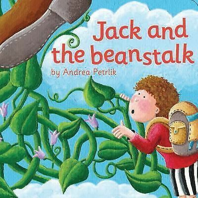 Jack And The Beanstalk (Classic Fairy Tale board book), The Top That Team, Good,