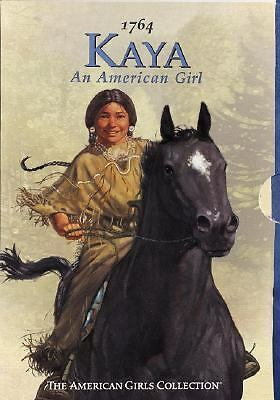 Kaya: An American Girl : 1764 / Box Set, Janet Beeler Shaw, Good Book