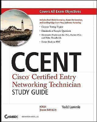 CCENT: Cisco Certified Entry Networking Technician Study Guide: ICND1 (Exam 640