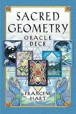 Sacred Geometry Oracle Deck by Hart, Francene