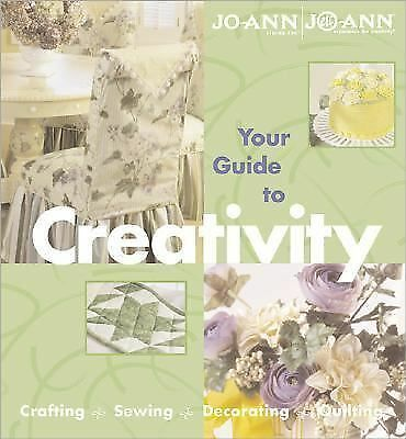 Your Guide to Creativity, Jo-Ann, Good Book