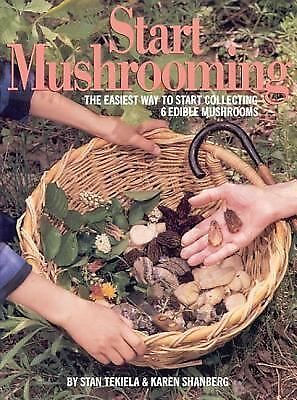 Start Mushrooming, Stan Tekiela, Good Book