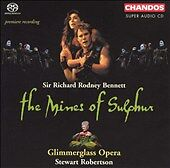 Bennett: The Mines of Sulphur, , Good Hybrid SACD - DSD