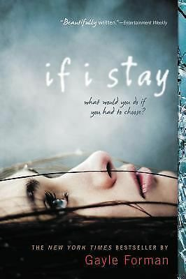 If I Stay, Gayle Forman, Good Book