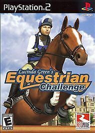 Equestrian Challenge, Good Playstation 2 Video Games