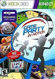 Game Party: In Motion, Good Xbox 360, Xbox 360 Video Games