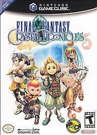 Final Fantasy:  Crystal Chronicles, Good GameCube Video Games
