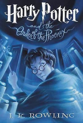 Harry Potter and the Order of the Phoenix (Book 5), J. K. Rowling, Good Book