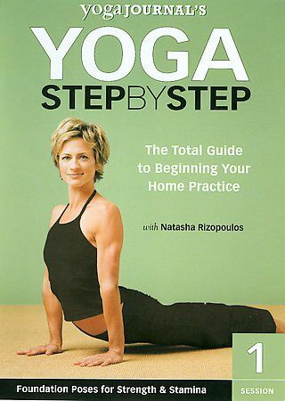 YOGA JOURNAL SESSION 1, Good DVD, ,