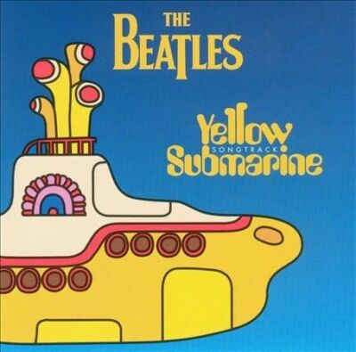 Yellow Submarine Songtrack by The Beatles