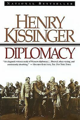 Diplomacy (Touchstone Book) by Kissinger, Henry