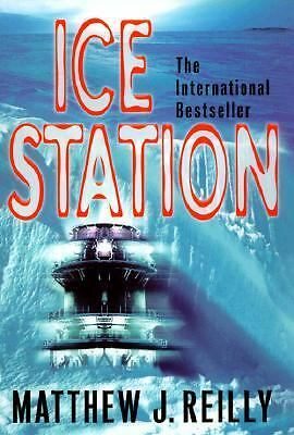 Ice Station, Matthew Reilly, Good Book