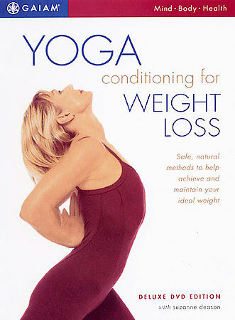 Yoga Conditioning for Weight Loss - Deluxe DVD Edition, Good DVD, Suzanne Deason