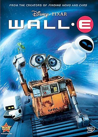 Wall-E (Single-Disc Edition), Good DVD, Ben Burtt, Jeff Garlin, Fred Willard, El