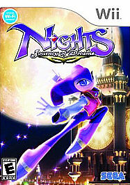 Nights Journey of Dreams - Nintendo Wii, Good Nintendo Wii, Nintendo Wii Video G