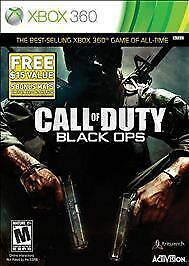 Call of Duty: Black Ops LTO Edition - Xbox 360, Good Xbox 360, Xbox 360 Video Ga