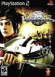 Genji: Dawn of the Samurai, Good PlayStation2, playstation_2 Video Games