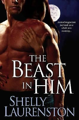The Beast in Him (Pride, Book 2), Laurenston, Shelly, Good Book