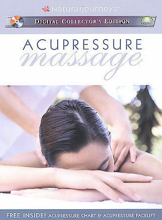 Acupressure Massage, Good DVD, Theresa Girolami, n/a
