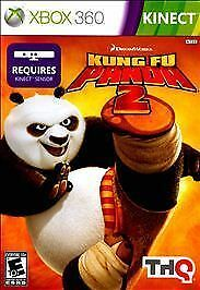 Kung Fu Panda 2 Kinect - Xbox 360, Good Xbox 360, Xbox 360 Video Games