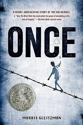 Once (Once Series) by Gleitzman, Morris
