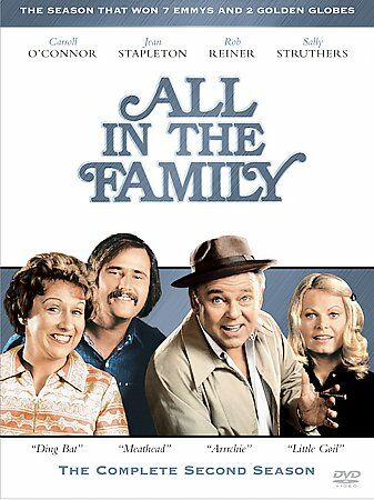 All in the Family - The Complete Second Season by Vincent Gardenia, Brendon T.
